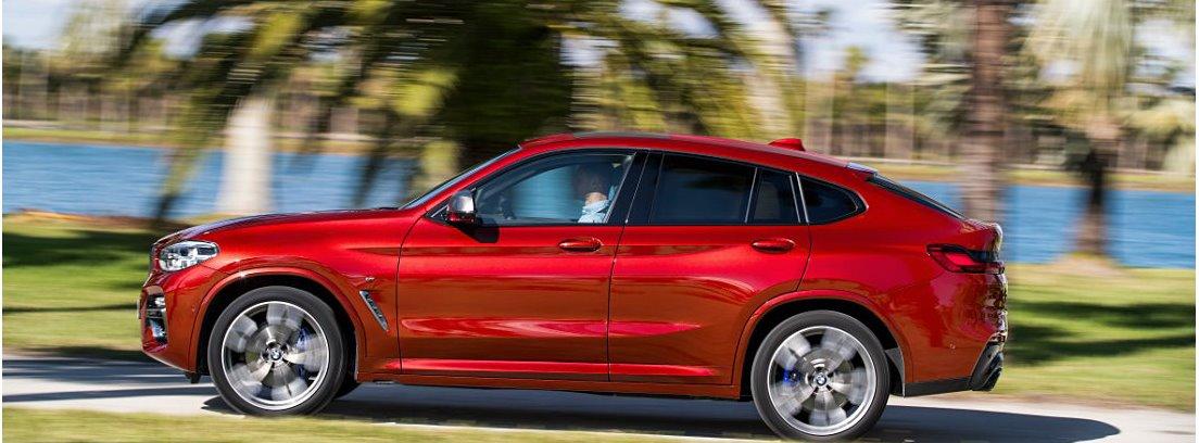 BMW X4, todo son ventajas