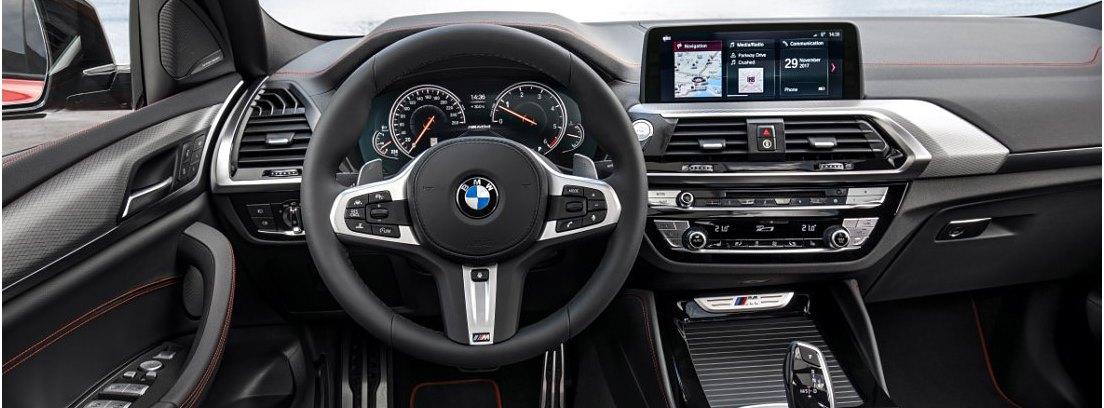 Volante del BMW X4