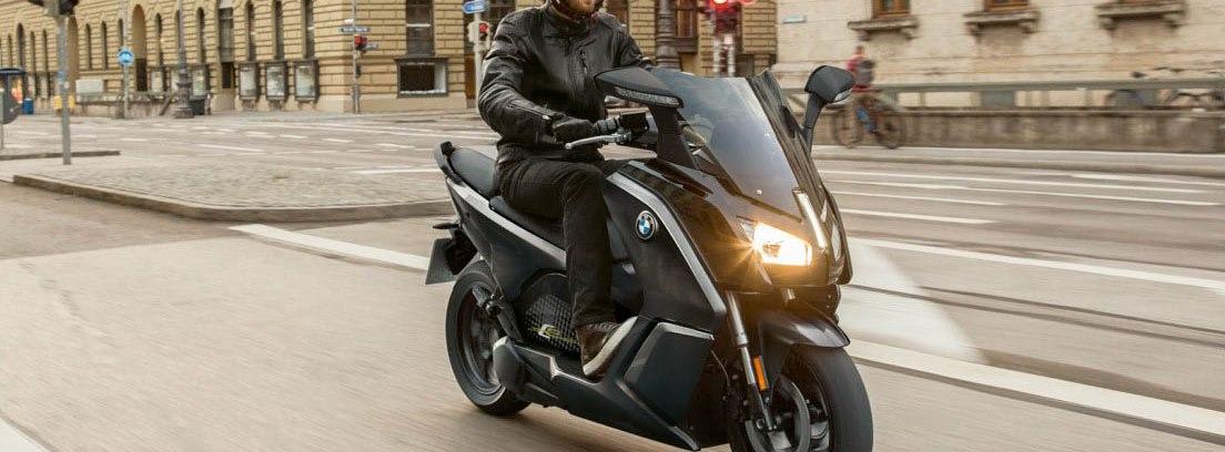 BMW C Evolutio, sorprende positivamente