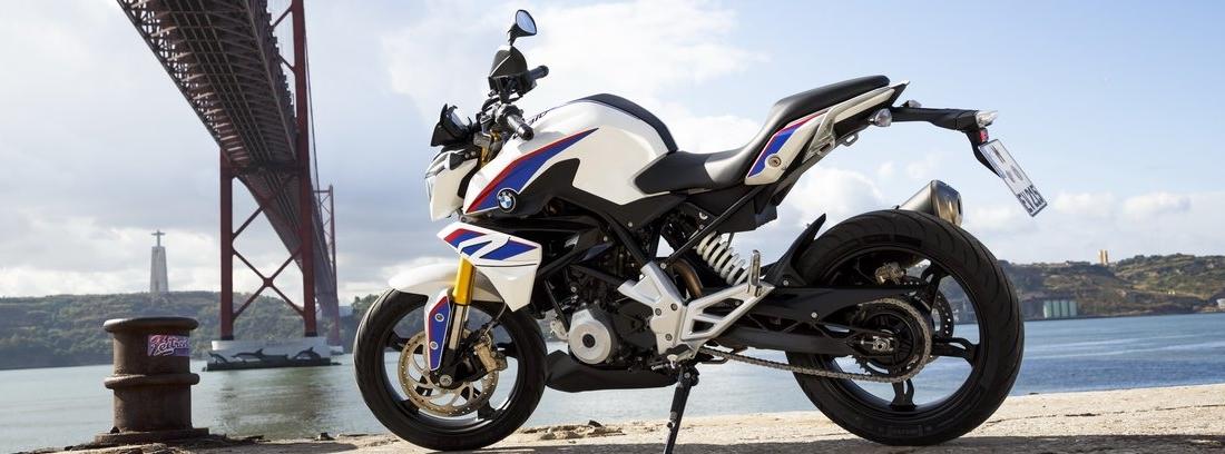 Las motos de BMW tienen tanto prestigio como sus coches