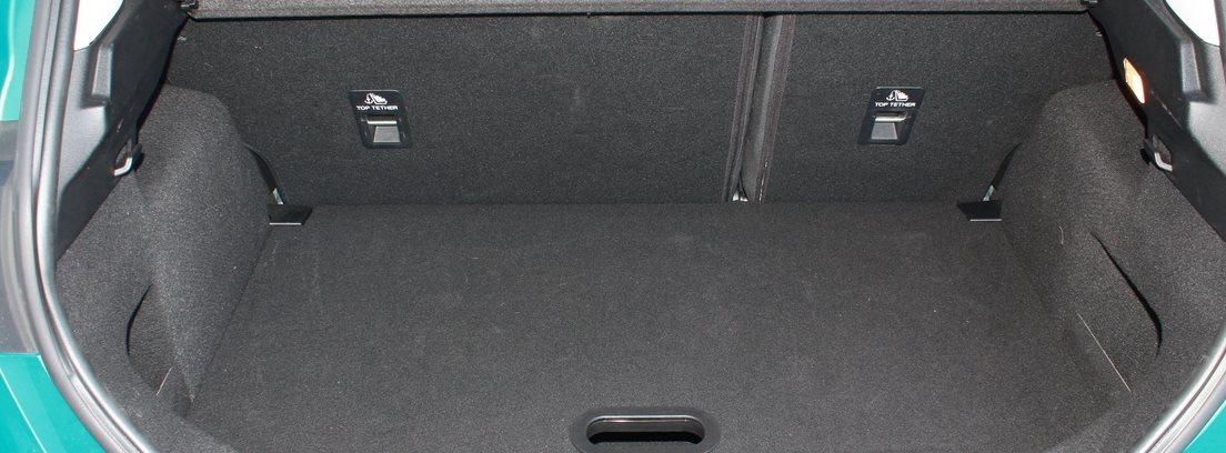 Maletero del Ford Fiesta Ecoboost