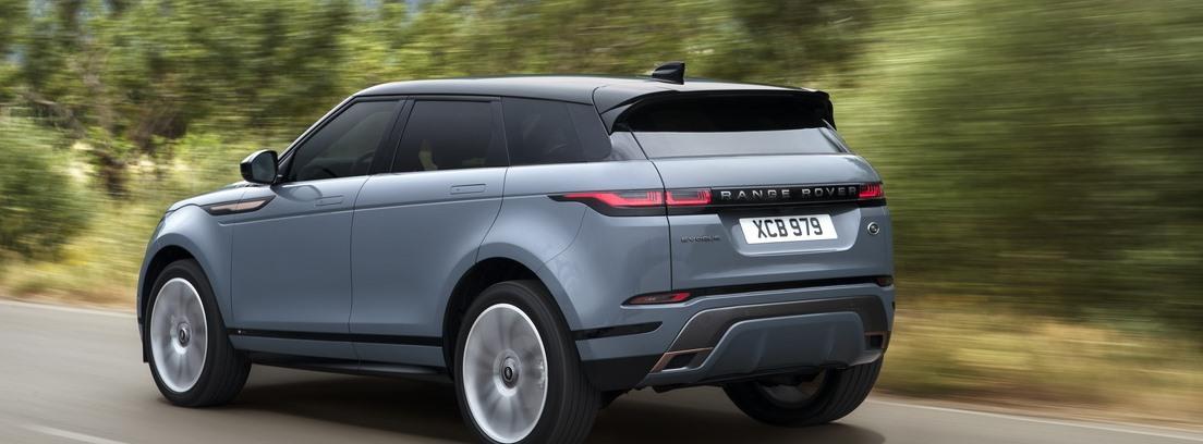 restyling del modelo anterior de Range Rover