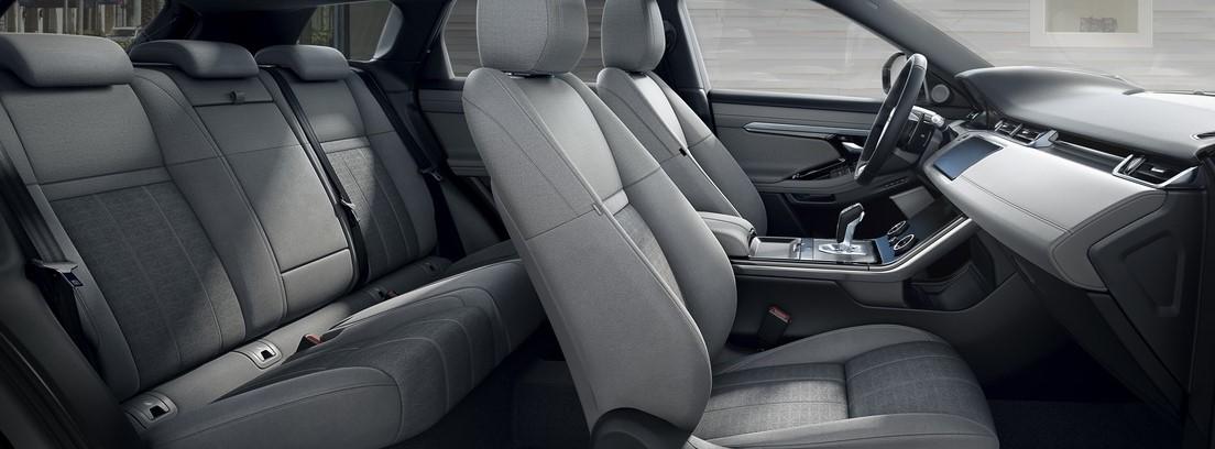 Asientos del nuevo Range Rover Evoque