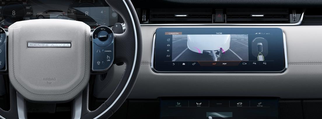 Consola del Range Rover Evoque 2019