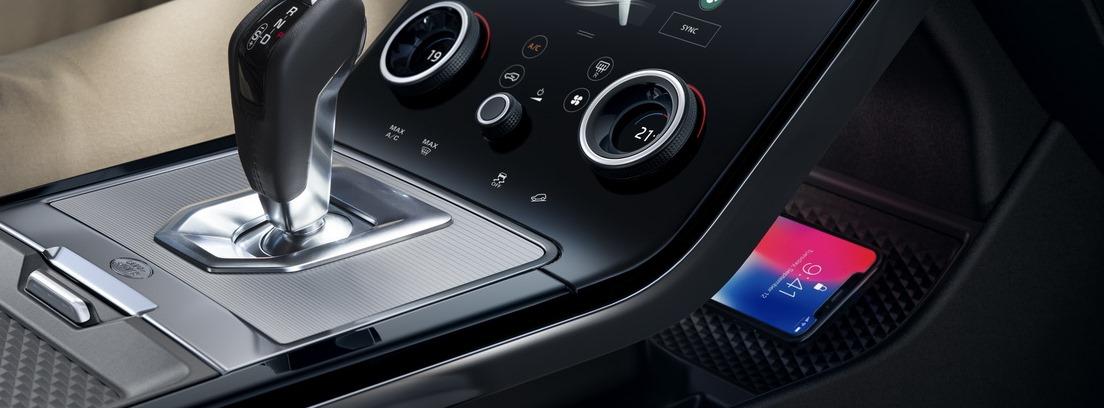 Range Rover Evoque cuadro de instrumentación