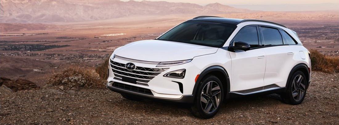 Hyundai Nexo, el primer eléctrico de pila de hidrógeno