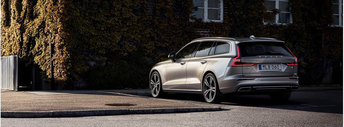 Volvo V60 Calor sueco y suficientemente grande