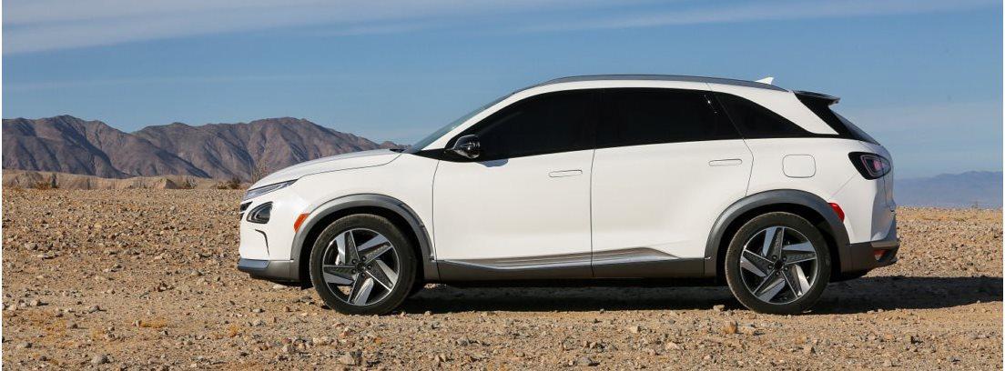 Hyundai Nexo, una autonomía similar a la de un coche convencional