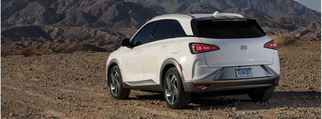 Las particularidades del Hyundai Nexo