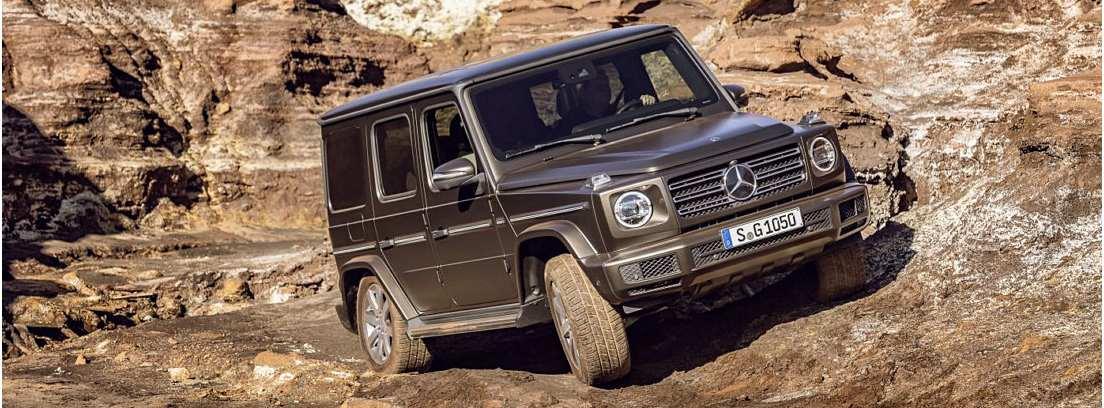 Mercedes Clase G 2018, Uno de los pocos todoterrenos reales con imagen ya histórica