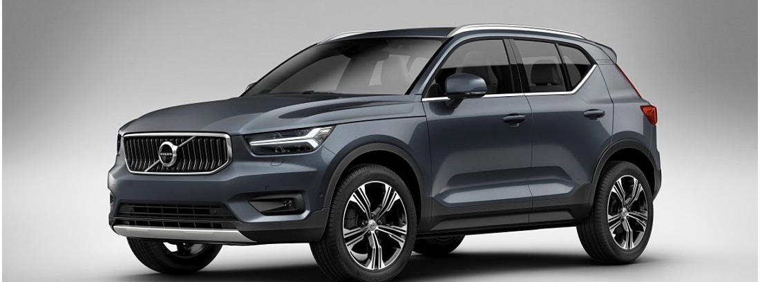 Prueba del Volvo XC40 T4 Inscription