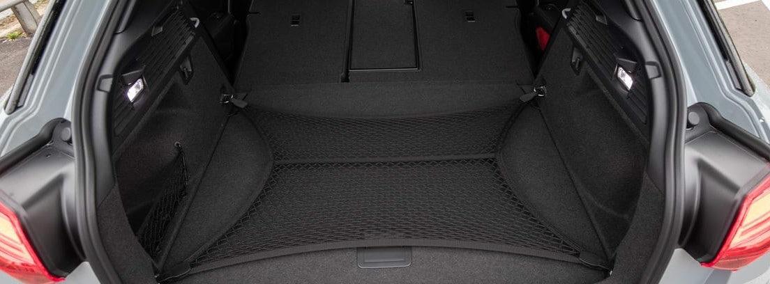 Maletero abierto del nuevo Audi Q2
