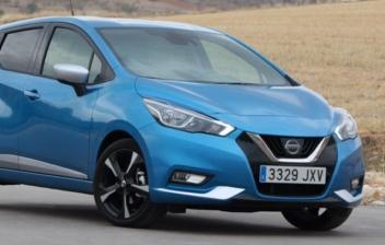 Prueba del Nissan Micra, prestaciones honestas