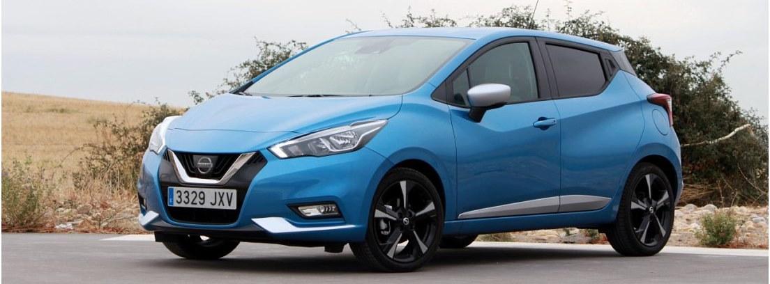 Nissan Micra, Comportamiento perjudicado por los neumáticos
