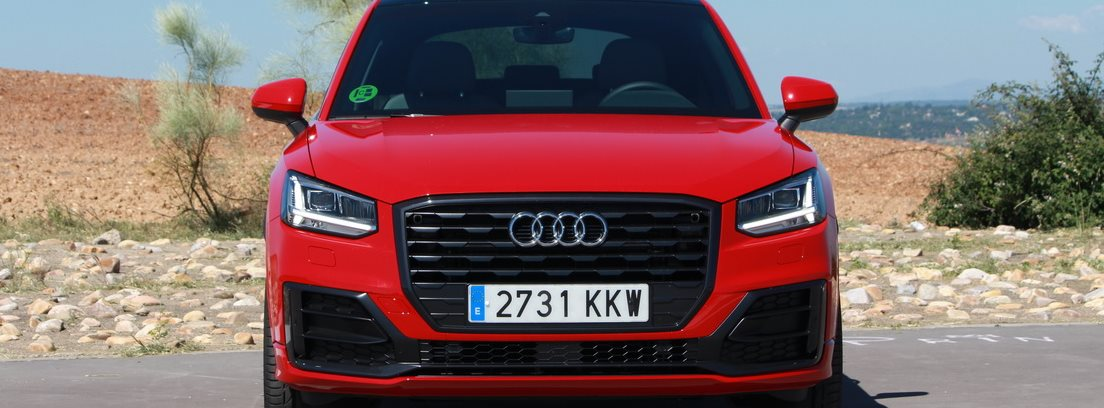 Este Q2 no deja de ser un Audi atípico