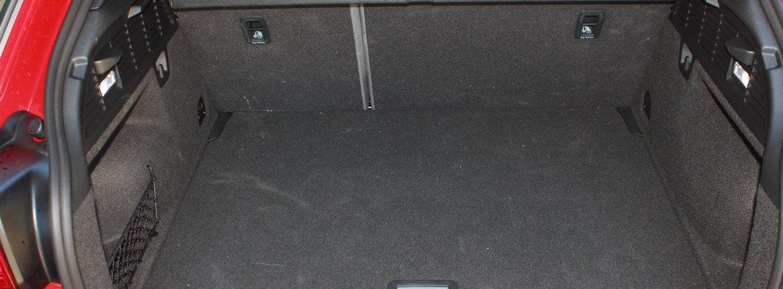 Audi Q2 maletero