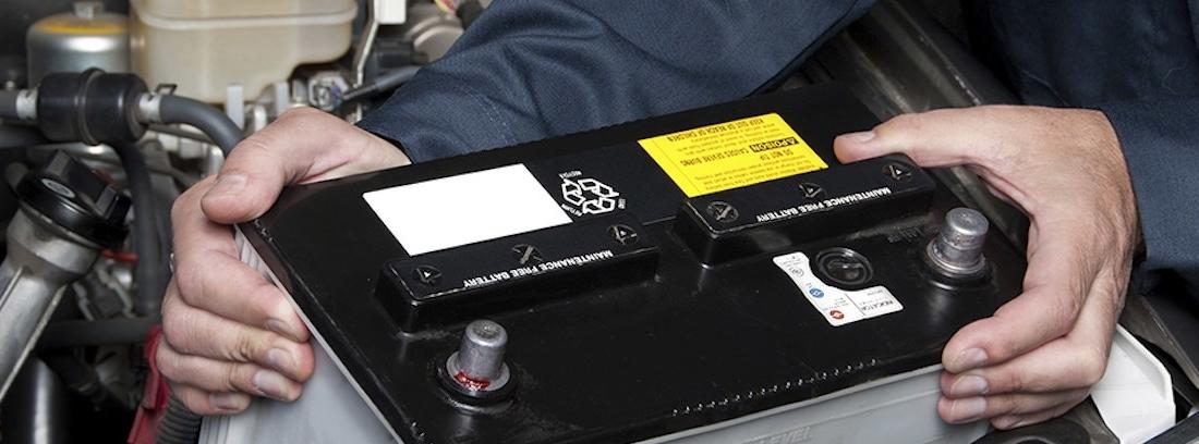 El cuidado y mantenimiento de las baterías