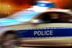 Coche de policía, uno de los vehículos prioritarios