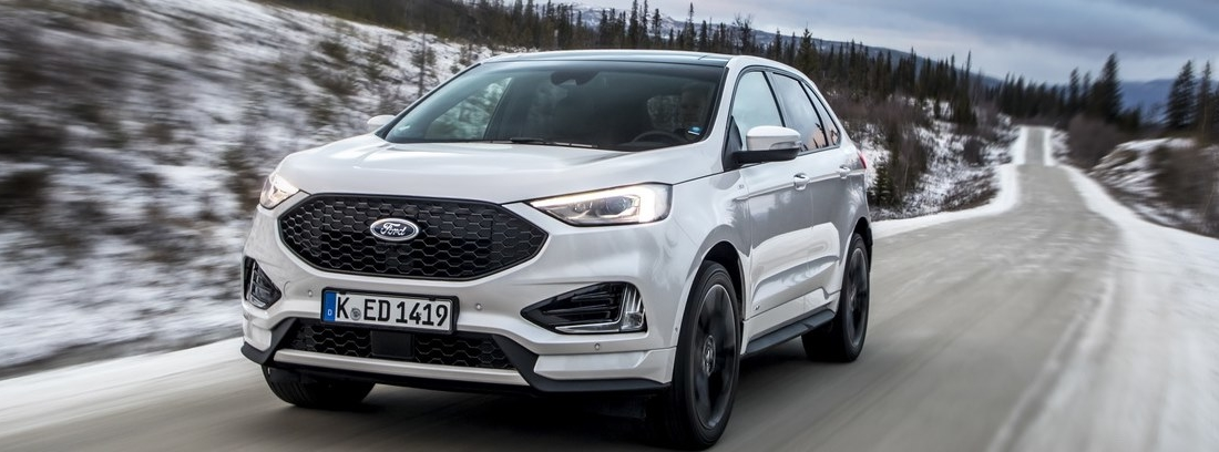 Ford Edge 2019, una puesta al día muy completa