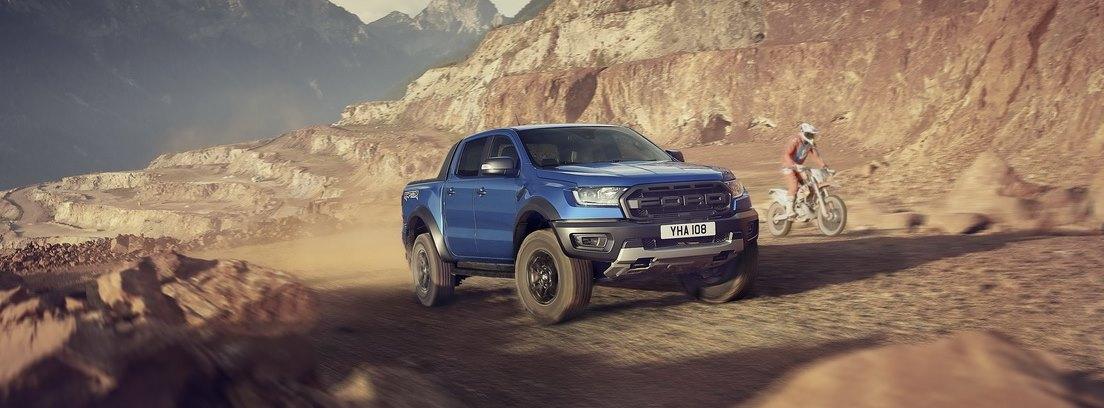 Ford Ranger Raptor, tecnología práctica
