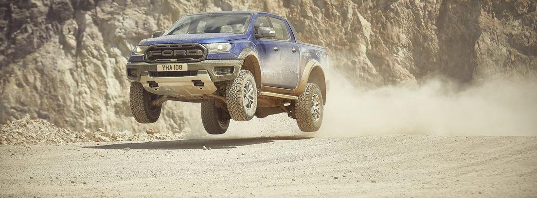 Ford Ranger Raptor en camino