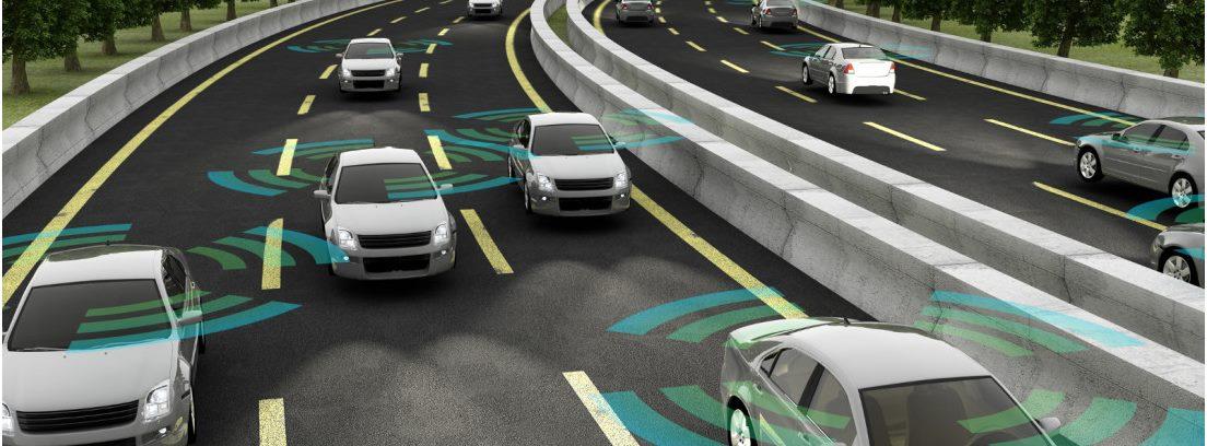 Los coches del futuro tendrán la capacidad de mantener siempre la distancia de seguridad