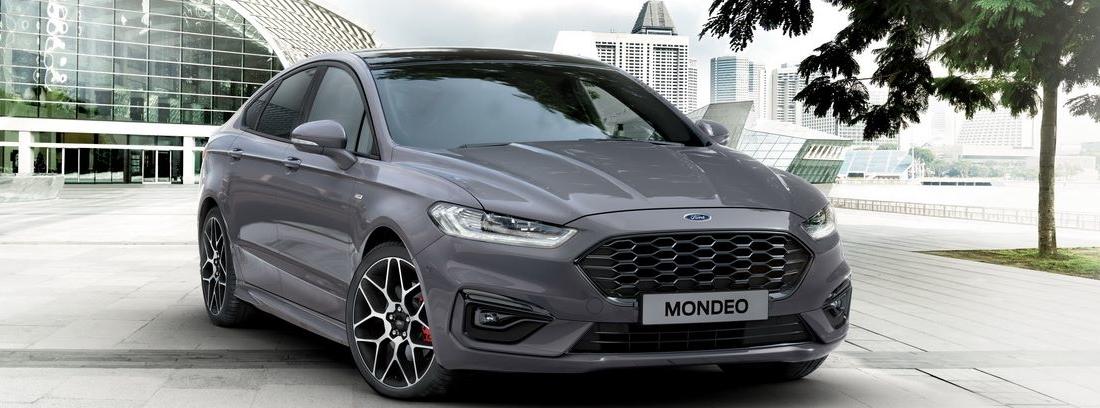 Ford Mondeo 2019, una actualización oportuna