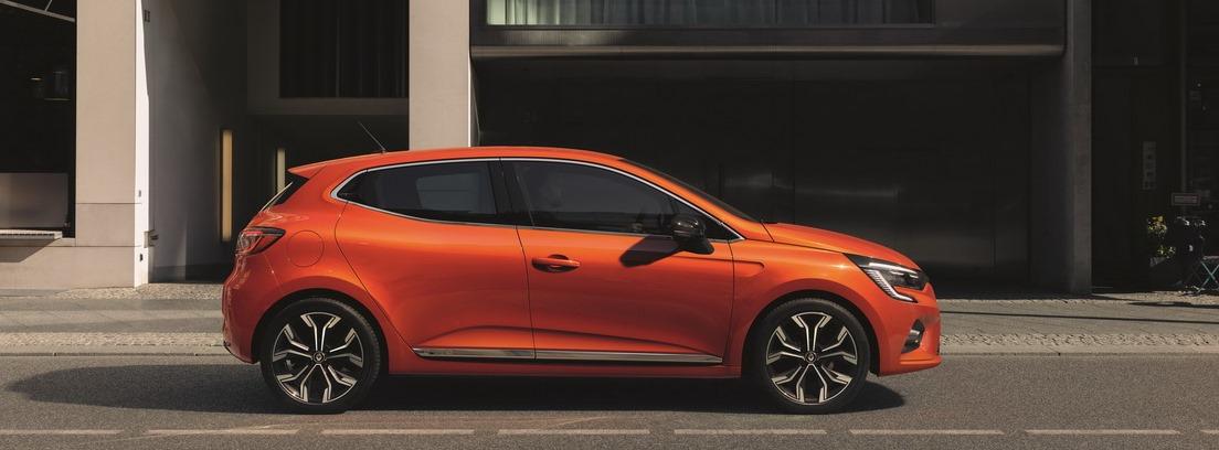 Renault Clio, ocho líneas de diseño para el interior