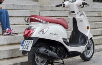 Kymco Filly, un Scooter urbano más pensado para ellas