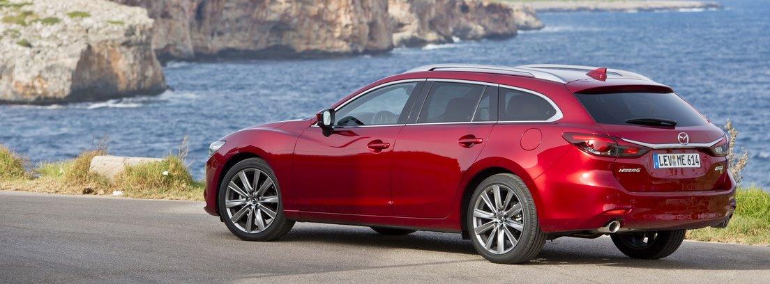 Mazda 6, progresa en seguridad