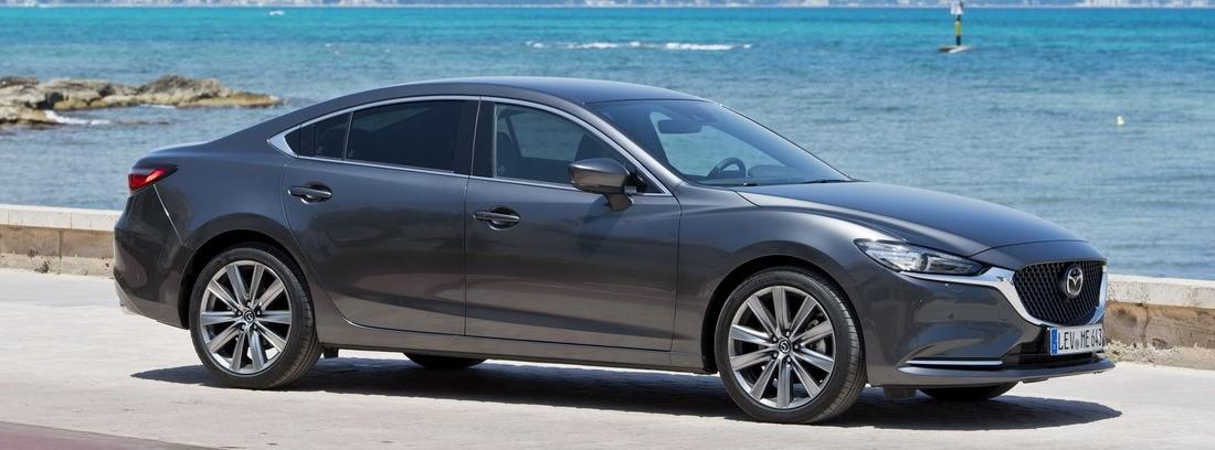 Mazda 6, diseño evolucionado y mayor seguridad