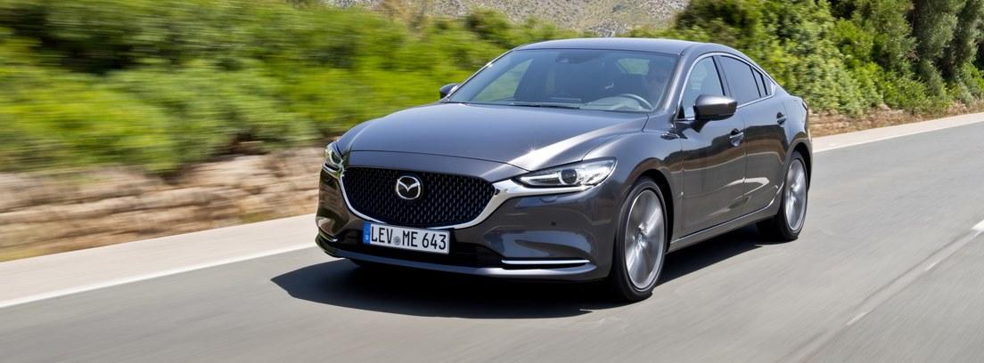 Mazda 6, más elegante y refinado