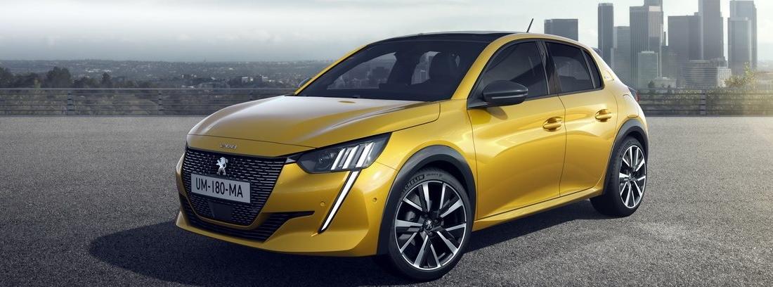 Peugeot 208, cambio radical y dinamismo estético