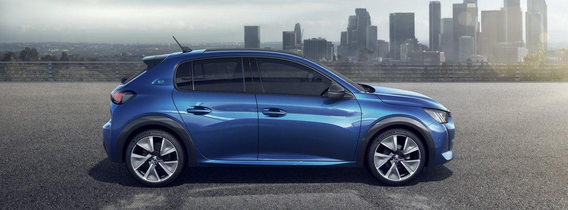 Nuevo Peugeot 208 con versión eléctrica