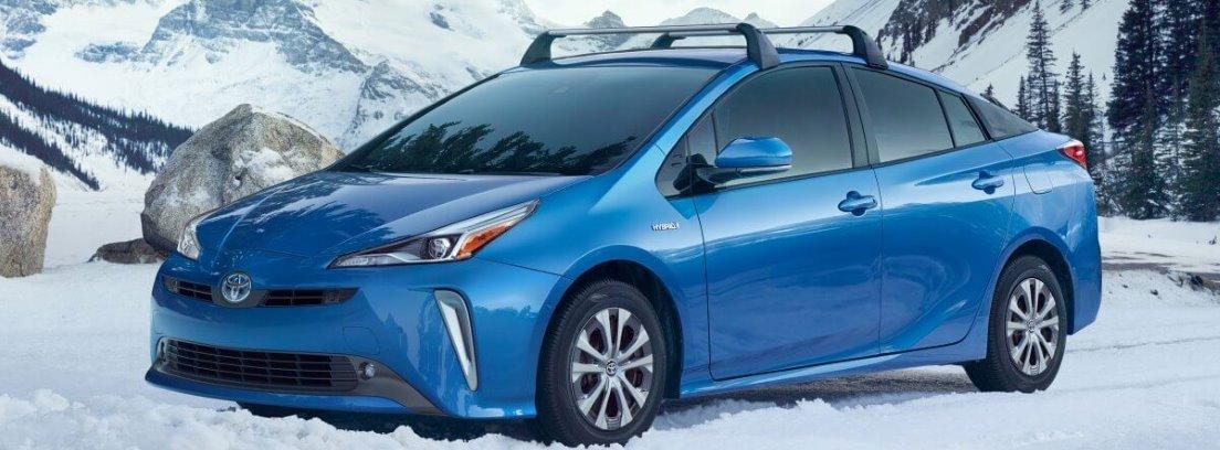 Tracción total para el Toyota Prius Hybrid