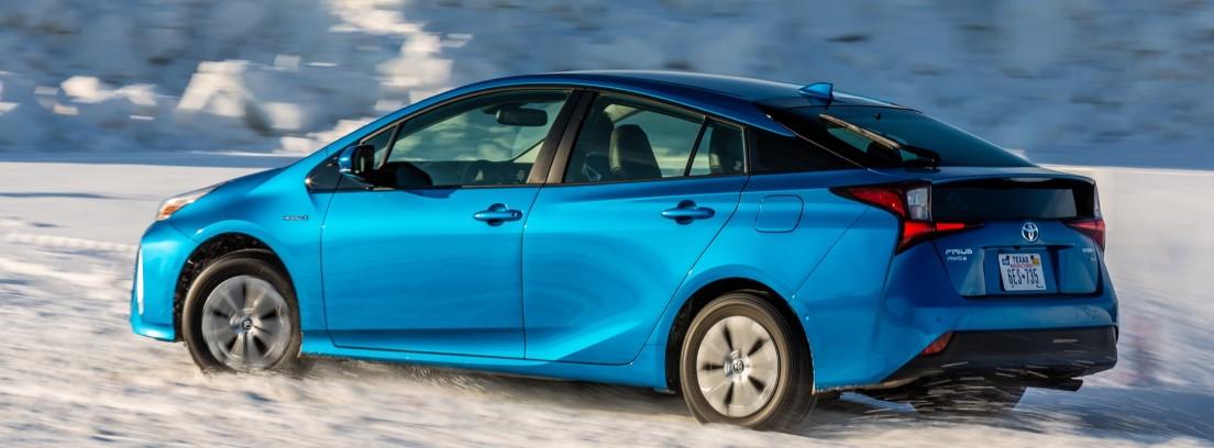 Toyota Prius, sus medidas no varían