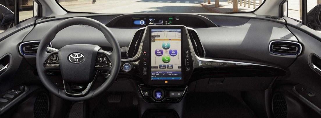 Las mejoras del Toyota Prius
