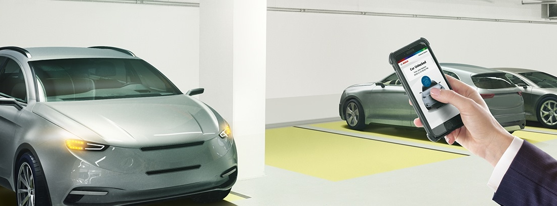 Perfectly Keyless, clave virtual de apertura de coche