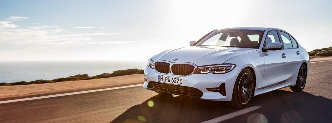 Nuevo BMW 330e, mayor deportividad