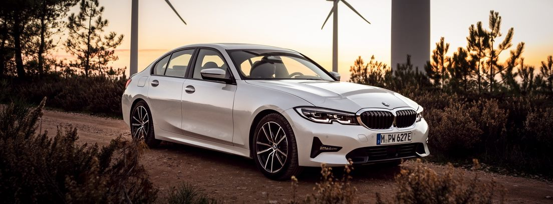 BMW 330e. Mayor eficiencia eléctrica