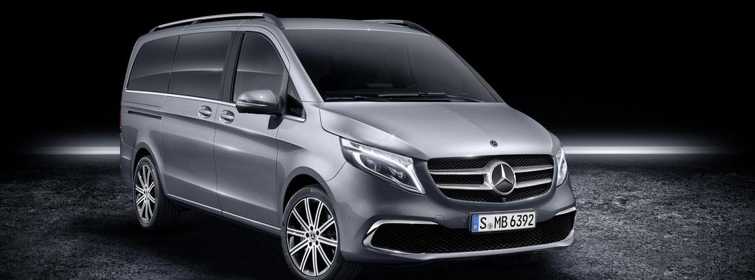 Mercedes Clase V 2019, nuevo lifting y refuerzo en diésel