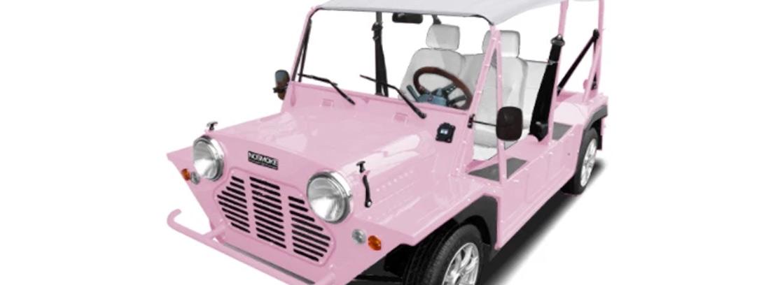 Noun Electric Nosmoke en color rosa