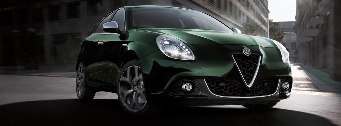 Versión de acabado Giulietta Sport