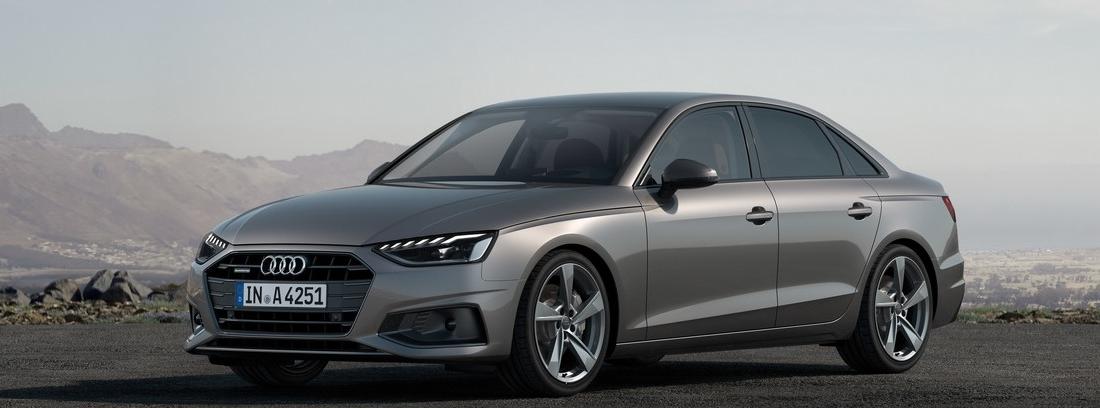 Nuevo Audi A4 2019, ahora con mayor personalidad