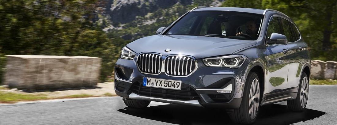 BMW X1 se renueva y estrena hibridación