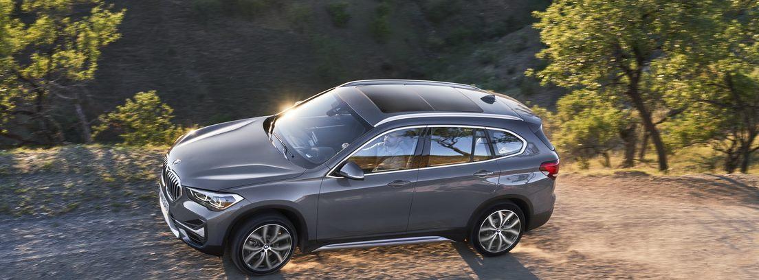 BMW X1. Nueva versión híbrida enchufable