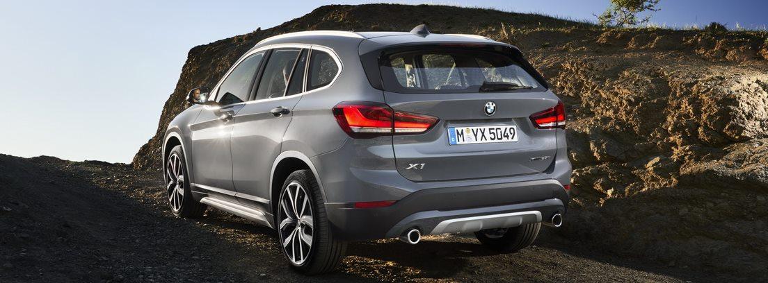 BMW X1. ligeros cambios en el diseño