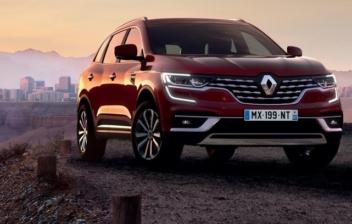 Así es el nuevo Renault Koleos 2019
