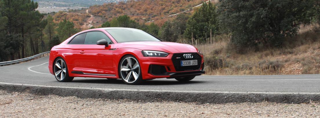 Audi RS 5 Coupe. Análisis profundo