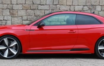 Probamos el Audi RS 5 Coupé, una delicia conducirlo